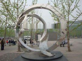 不锈钢雕塑 玻璃钢雕塑 园林景观设计施工厂家