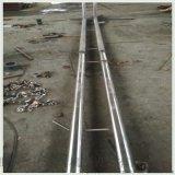 铁盘片推料机 管链式粉体输送机管链机 六九重工 倾