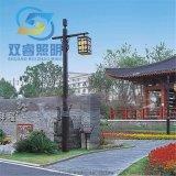 仿古戶外庭院燈3米4米鋁製照明路燈廠家定製景觀燈