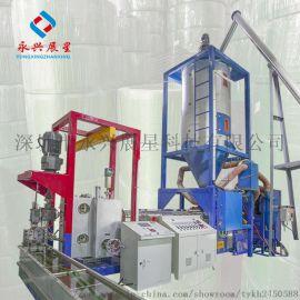 塑钢带制造 **回料 PET一出二全自动机用塑钢打包带挤出生产线