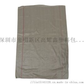 佛山灰色编织袋 PP蛇皮袋生产工厂直销