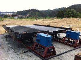 重力选矿摇床 厂家直销6S摇床 大槽钢摇床