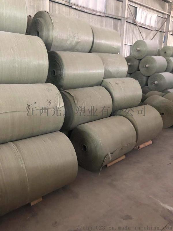 江西光通塑業綠色塑料編織袋(蛇皮袋)