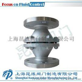 GZW-1,FWL-1不锈钢管道阻火器