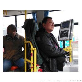 可定位车载刷卡机 4G实时数据通讯 车载刷卡机厂家
