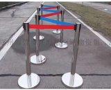 郑州哪卖不锈钢一米线隔离带郑州伸缩围栏厂家
