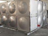 不鏽鋼拼裝水箱安裝方案