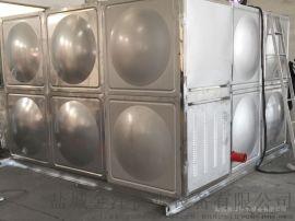 不锈钢拼装水箱安装方案