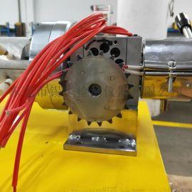 聚酯溶体增压泵 熔体输送泵 计量泵