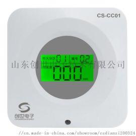 液晶显示声光报警一氧化碳浓度探测器