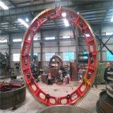 2.6米35crmo烘干机大齿圈福建烘干机大齿圈
