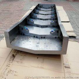 定制Y轴防护罩杭州友佳850加工中心保护钢板