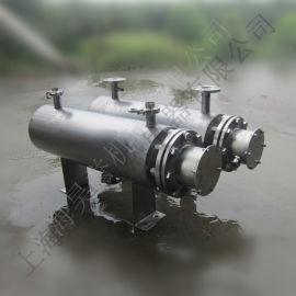 庄昊供应不锈钢管道加热器蒸汽液体加热器液体电加热器
