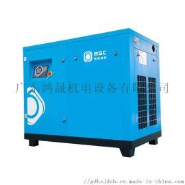 新会鲍斯空压机-鲍斯永磁变频双级空压机