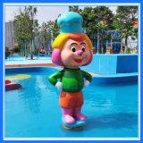水上乐园设备戏水小品厨师喷水供应厂商广州浪腾