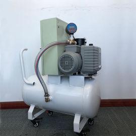 定做罗茨真空泵机组 真空机组厂家 汽车镀膜真空机组