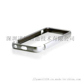CNC加工铝合金手机外壳