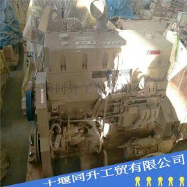 摊铺机专属动力 康明斯QSM11柴油发动机