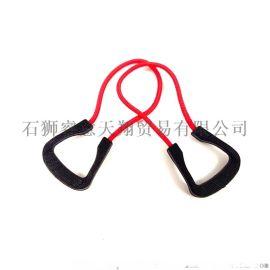 U型注塑 PVC绳子拉链拉头 服装辅料