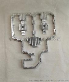CNC 加工光纤盒子配件铝材框架TH-385-22519-0002_B