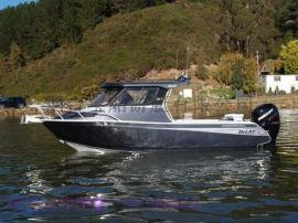 10米铝镁合金钓鱼艇海钓船 专业豪华版钓鱼船 游艇