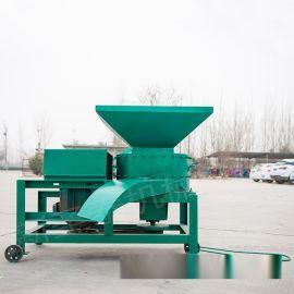 小型青草打浆机 高效饲料打浆机 多功能猪草打浆机