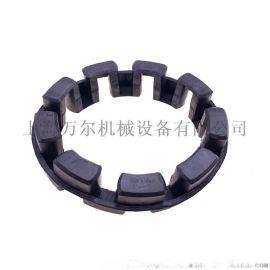 弹性体联轴器胶垫缓冲垫黑色NOR-MEX148-10