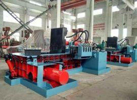 废金属液压打包机 YD-160A金属液压