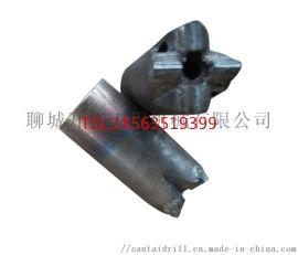 高炉用50mm直径-T38螺纹十字钻头