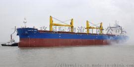 朝鲜散杂货船国际**南浦港清津港