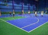 塑膠藍球場,矽pu塑膠藍球場施工要求