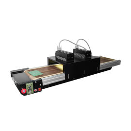 UVLED桌面型流水线设备,车间配套UV固化炉