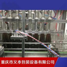 小瓶矿泉水塑料瓶灌装机  重庆义本包装设备有限公司