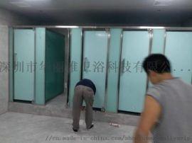 株洲公共卫生间隔板多少钱   公共厕所隔断门质量上乘