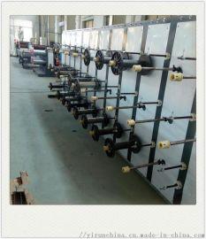 塑料圆丝拉丝机,光缆填充拉丝机组