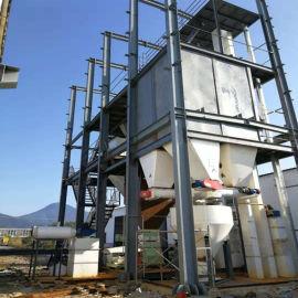 埃塞俄比亚420成套机组10吨乳猪颗粒饲料设备组