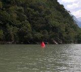自带锚定位浮标抗台风浮标浮体