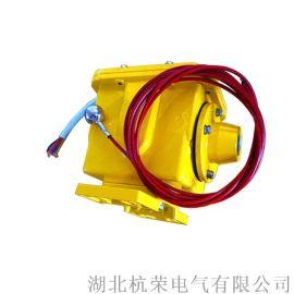 EXCD-100防  皮带纵向撕裂开关安装方法