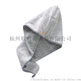 超强吸水 超细纤维干发巾 超柔干发帽浴帽 吸水性好