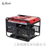 大泽动力10kw开架汽油发电机TO11000ET