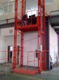 实地测量定制货梯启运包头液压平台液压货梯起重机