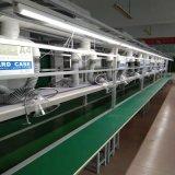 电子厂装配流水线 铝型材防静电皮带输送机传送带