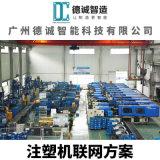 广州德诚智能科技-注塑机联网系统-注塑机联网平台