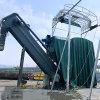 水泥熟料拆箱卸車機 集裝箱無塵卸灰設備 拆箱機