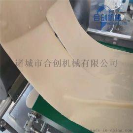 方形蛋皮机卷煎蛋皮生产线鸡蛋皮机