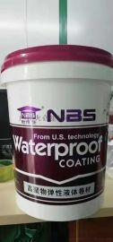 耐博仕新型液体防水涂料双组份楼面防水