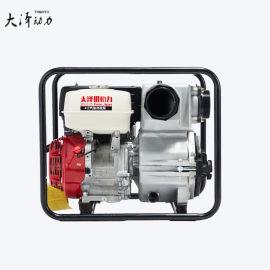 4寸汽油自吸水泵厂家