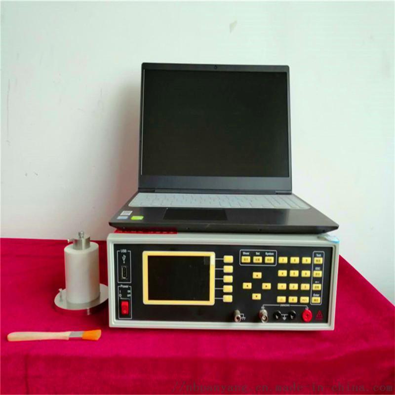 FT-303D導電橡膠及靜電橡膠製品電阻率測試儀