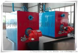 河南永兴锅炉集团厂家直销60万大卡燃气真空热水锅炉
