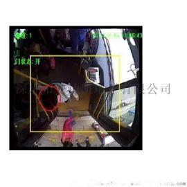 人流量计数器厂家 基于视频检测人流量计数器